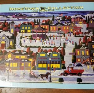HomeTown Collection 1000 Piece Puzzle